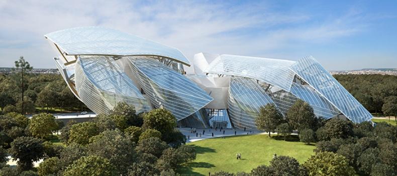 Louis Vuitton museum © Fondation Louis Vuitton