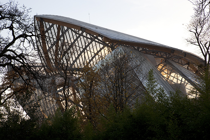 Louis Vuitton museum © Fondation Louis Vuitton