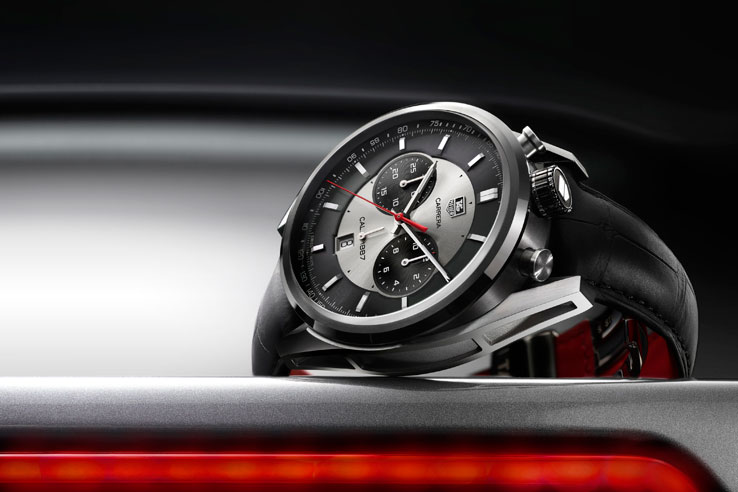 CARRERA CALIBRE 1887 JACK HEUER EDITION