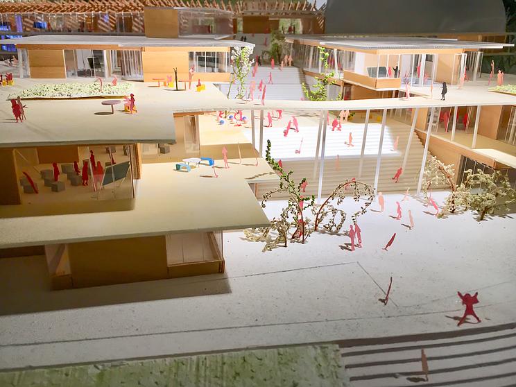 寺田倉庫が世界初となる建築模型専用クラウド保管サービスを提供