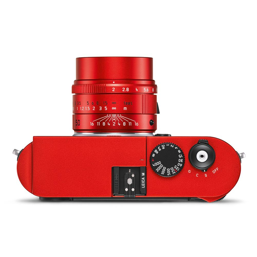 Leica M - (Typ 262) Red Anodized Finish © Leica