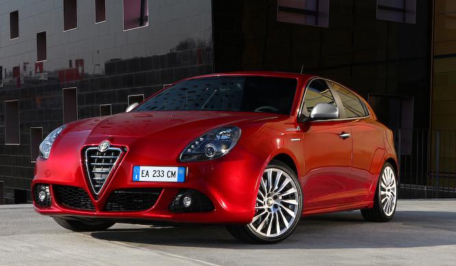 Alfa Romeo Giulietta Sportiva Alfisti