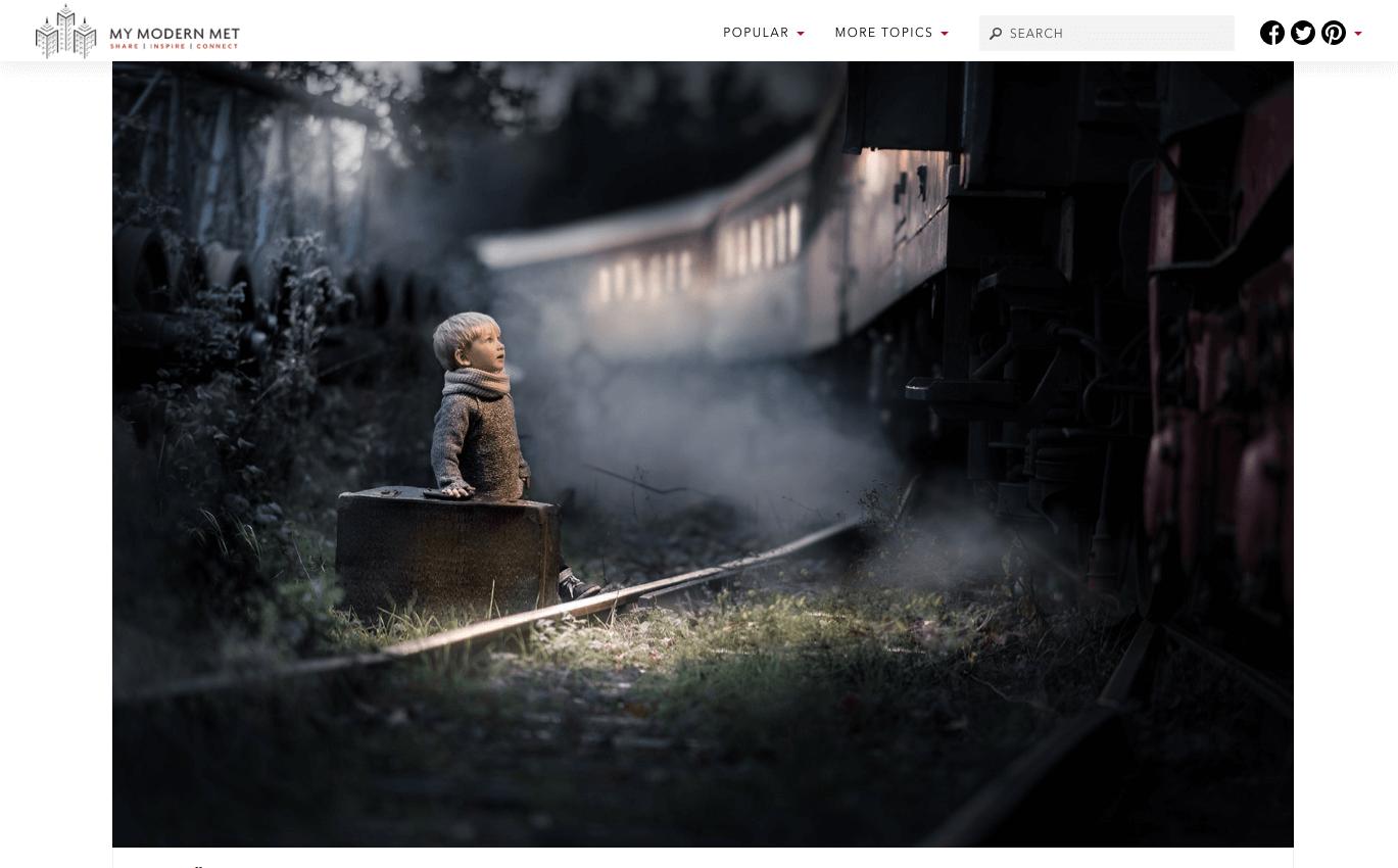 Flickr が2017年度で最も美しかった写真20枚を発表