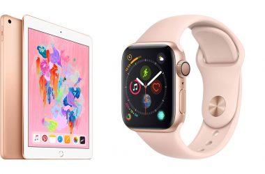 急がないと。amazon でApple Watch やiPad がセール中