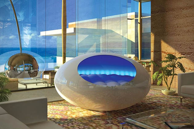 The Tranquility Pod.