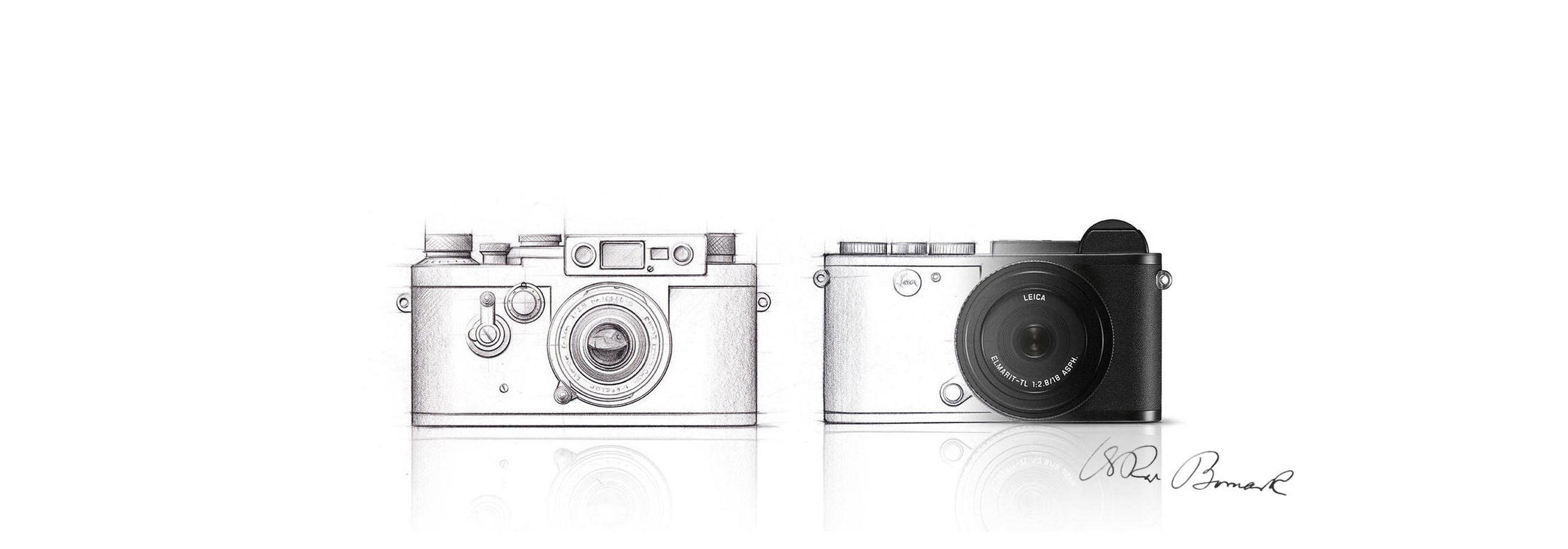Leica ライカ CL Vintage Mirrorless Camera