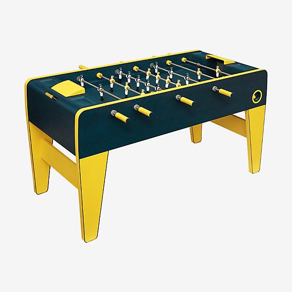 エルメス製のフットボール(サッカー)テーブル。お値段68,300ドル