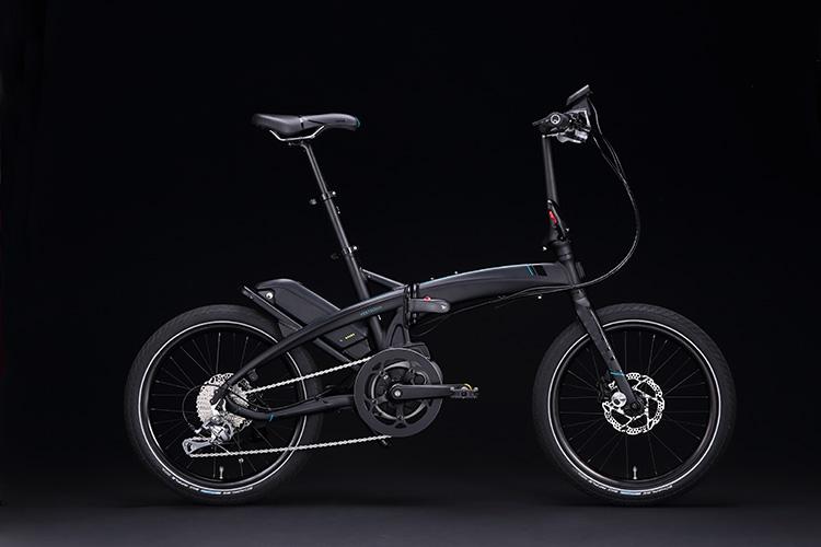 折りたたみ電動自転車 Vektron © Tern Bicycles Japan