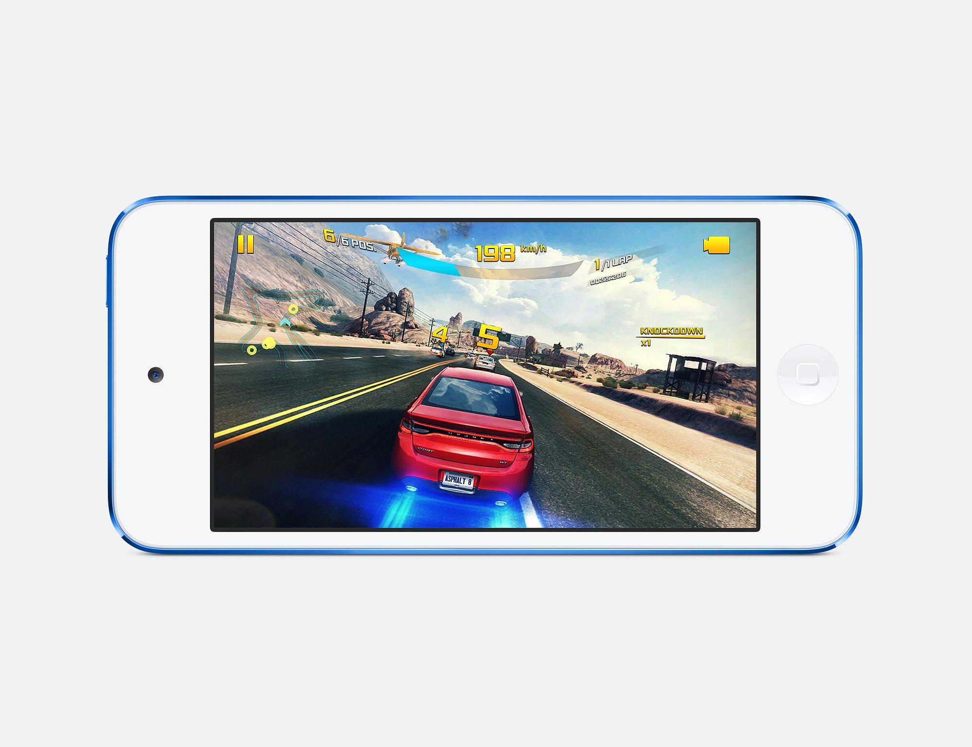 新しいiPod touch は、最安で手に入るコスパ最高なiPhone?