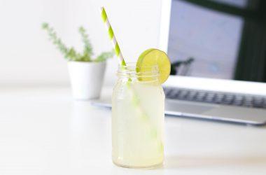 暑さ対策にオススメのレモンのお酢