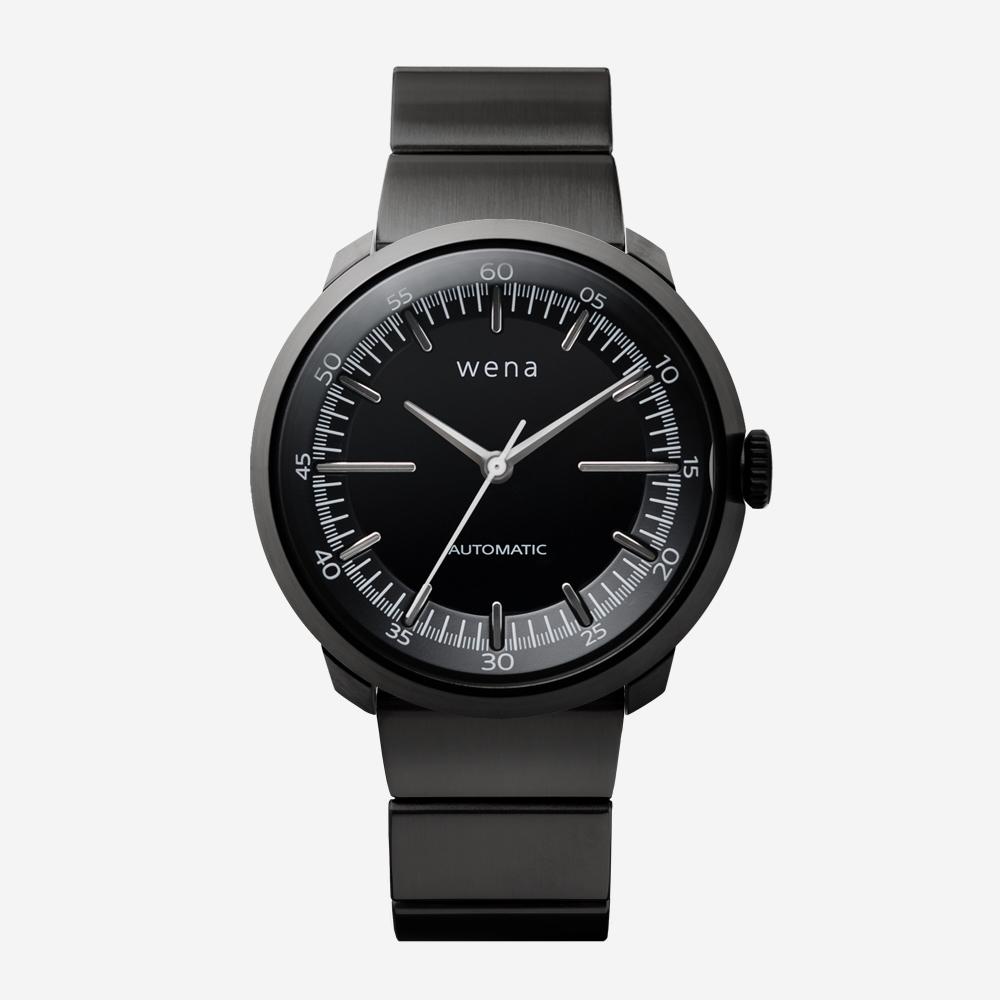 お気に入りの時計をスマートウォッチに!? Sony ソニー wena wrist © Sony